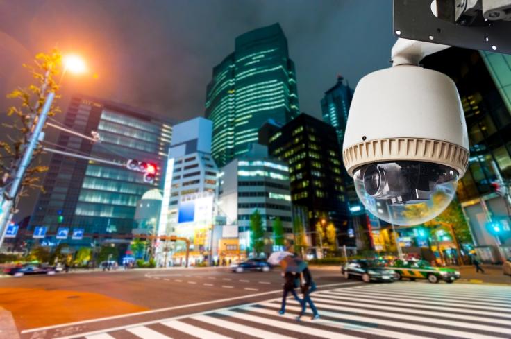 CCTV city